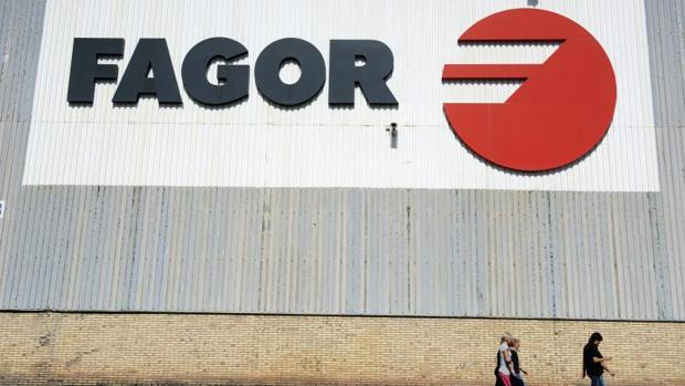 Antigua fábrica de Fagor