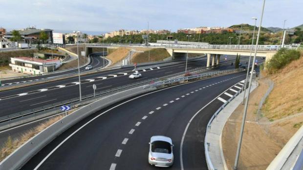 Carretera de pago gestionada por Abertis