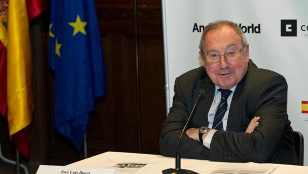El presidente de la Cámara de Comercio de España