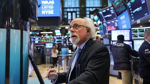 El Dow Jones ha cerrado con pérdidas de 2,93%