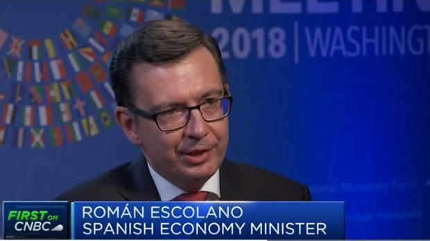 Román Escolano participa este viernes en el encuentro ministerial del G20