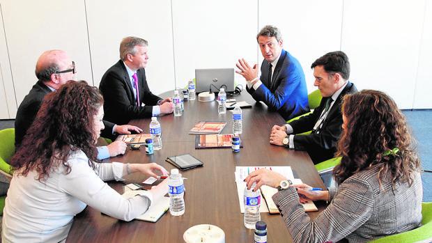 Uno de los momentos de la mesa celebrada esta semana en Madrid en colaboración con ESIC: