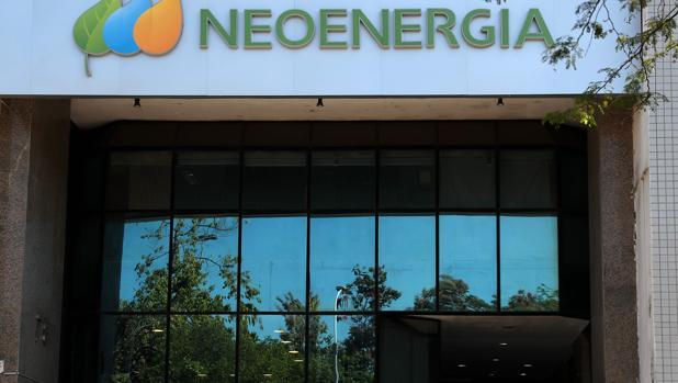 Oficinas de la filial de Iberdrola en Río de Janeiro