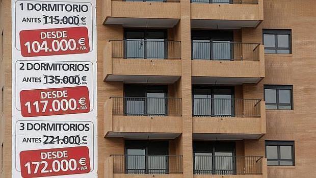 En 2018 se producirán más de medio millón de compraventas de vivienda, según BBVA