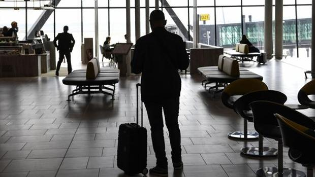 Uno de los aeropuertos franceses, afectados por una oleda de huelgas este año