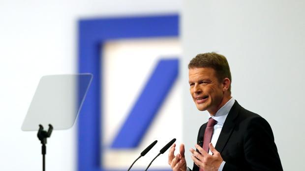 Christian Sewing, director general de Deutsche Bank