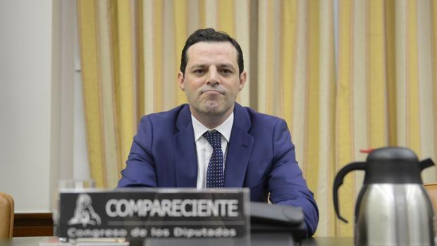 El inspector del Banco de España y adscrito al BCE Ignacio Pardo