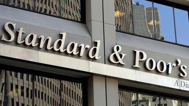 La sede de la agencia Standard and Poors en su sede de Nueva York