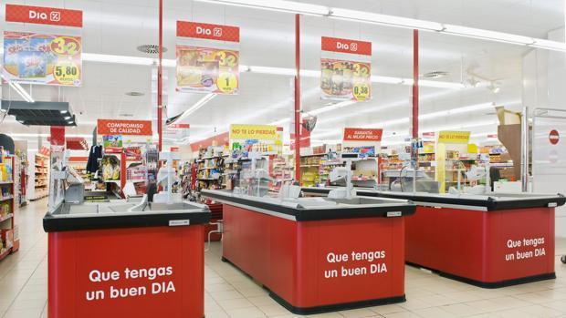 Supermercado de la cadena