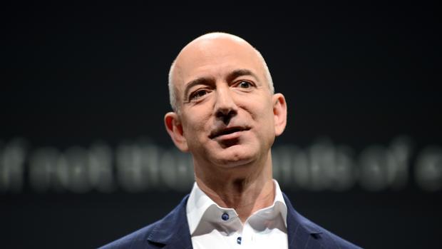 El CEO de Amzon, Jeff Bezos