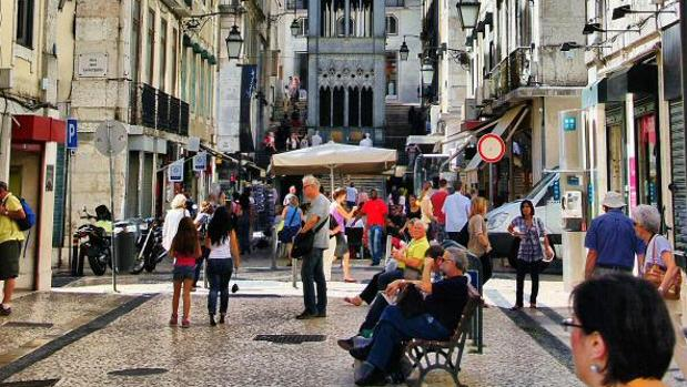 Portugal se ha visto convertido en la ciudad turística de moda
