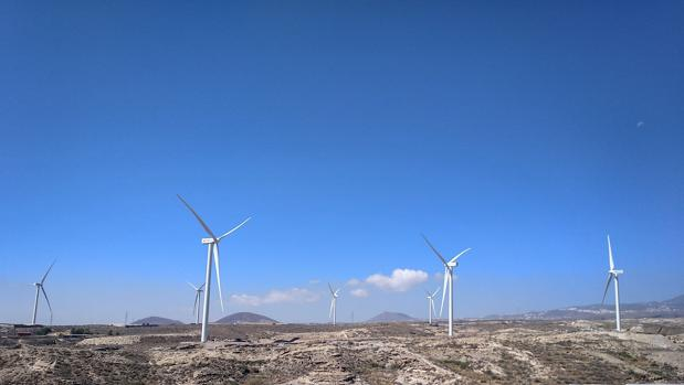 Parque Chimiche, en la isla de Tenerife