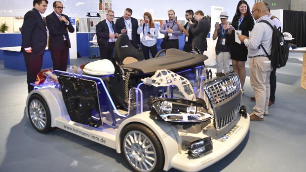 La fabricación aditiva en 3D alcanza varios sectores