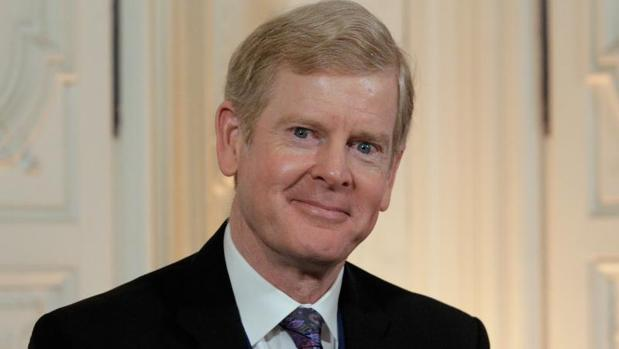 El CEO de Procter and Gamble, David Scott Taylor