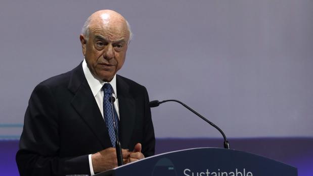 Francisco González concluyó su etapa al frente de la presidencia de BBVA el pasado 31 de diciembre