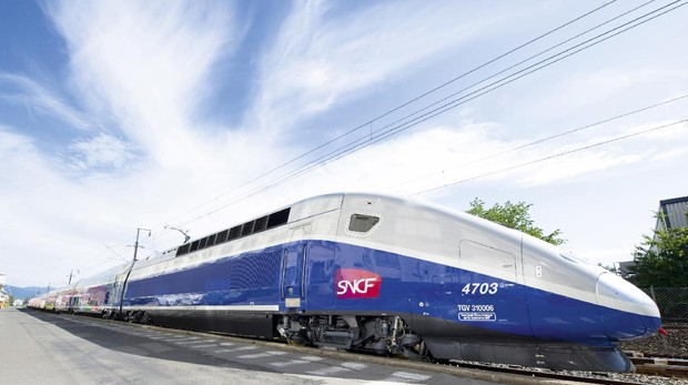 Talgo operado por SNCF