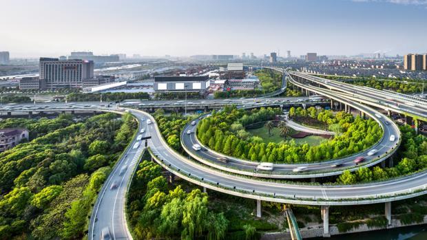Las empresas españolas realizan grandes infraestructuras en todo el mundo