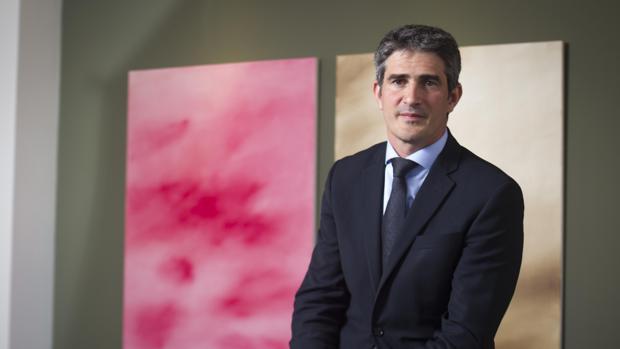 Mikel García Prieto, director general de Triodos Bank