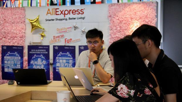 Alibaba tiene un gigantesco campus en Hangzhou, ciudad natal de su fundador, el magnate Jack Ma