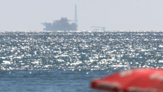 Almacenamiento Castor, frente a las costas de Castellón