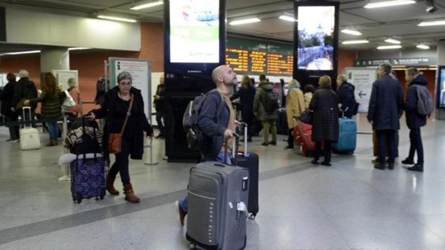 Renfe anula 320 trenes por la huelga que empieza esta medianoche