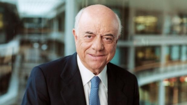 El expresidente del BBVA Francisco González