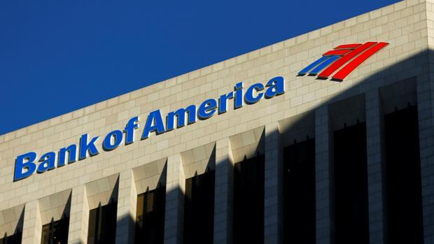 Edificio de Bank of America en Los Ángeles (California)