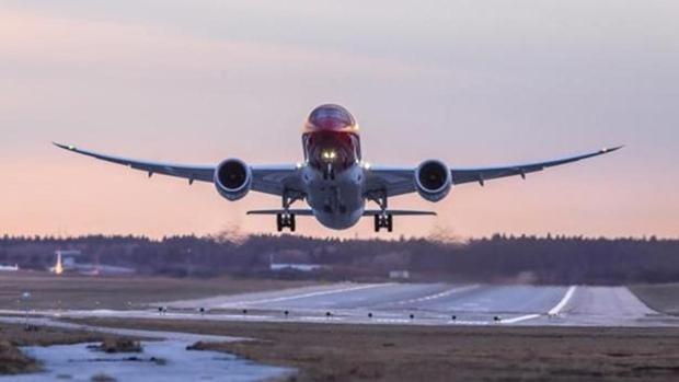 Norwegian es la sexta aerolínea más utilizada en España