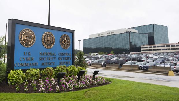 Sede de la Agencia de Seguridad Nacional de EE.UU. en Fort Meade, Maryland
