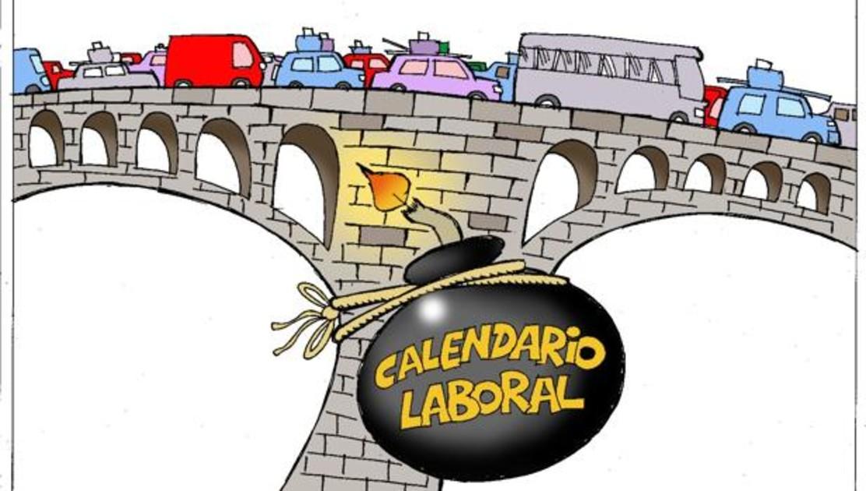 Calendario Laboral Fuenlabrada 2019.Calendario Laboral 2019 Que Festivos Quedan Hasta Final De Ano