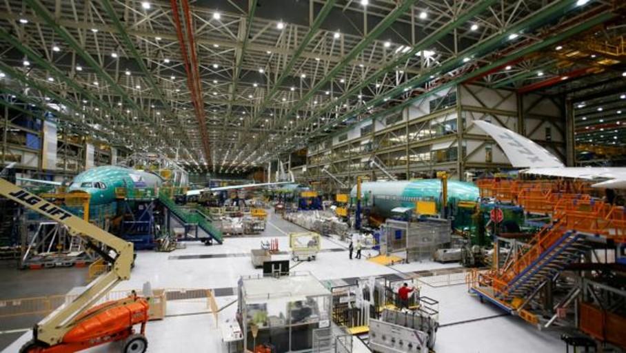 Las entregas de aviones de Boeing registran en julio su peor nivel desde noviembre de 2008 por el 737 MAX