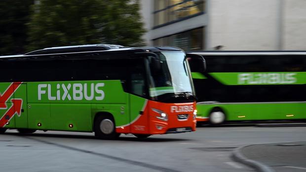 Marcas «low cost» como Flixbus solo pueden operar rutas transfronterizas en España