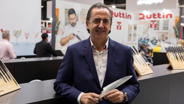 Julián Martínez, director general de Quttin