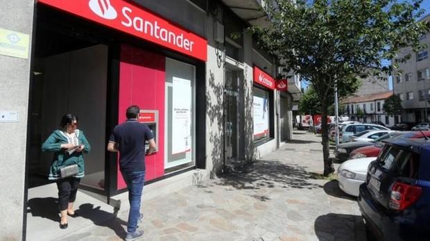 El ERE de Banco Santander establece el cierre de 1.150 sucursales