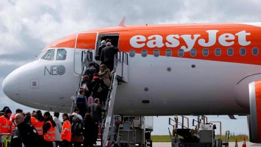 El beneficio neto de Easyjet cae un 2,5% durante los últimos 12 meses, aunque los ingresos crecen un 8,3%