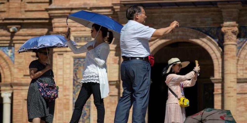 España recibe hasta octubre 74,7 millones de turistas extranjeros, un 1,1% más