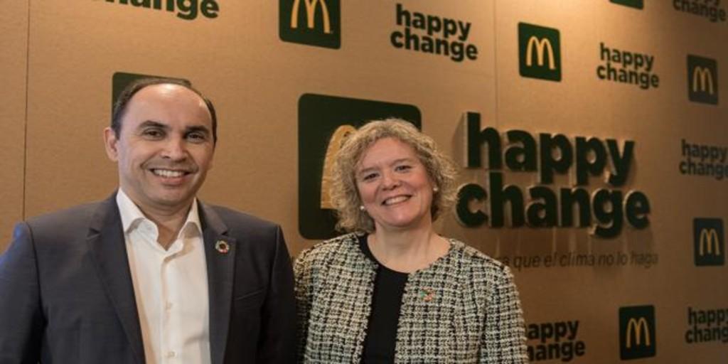 McDonald's retirará las pajitas de plástico de todos sus establecimientos en España