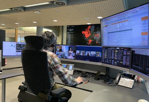 El Centro de Control de Energías Renovables, que gestiona más de 15.000MW en el mundo