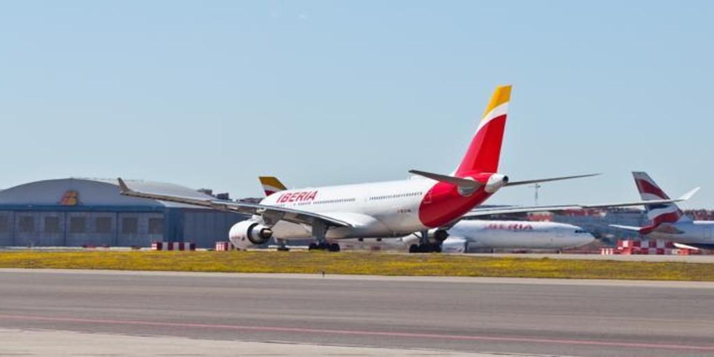 Iberia acusa a Consumo de dañar su situación económica con su denuncia