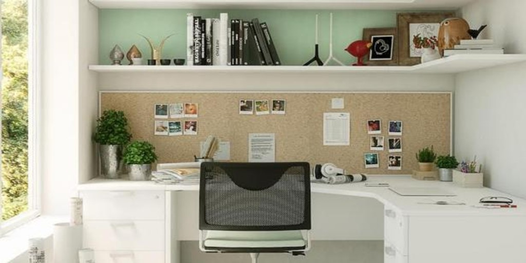 The keys to creating an inspiring home office for work