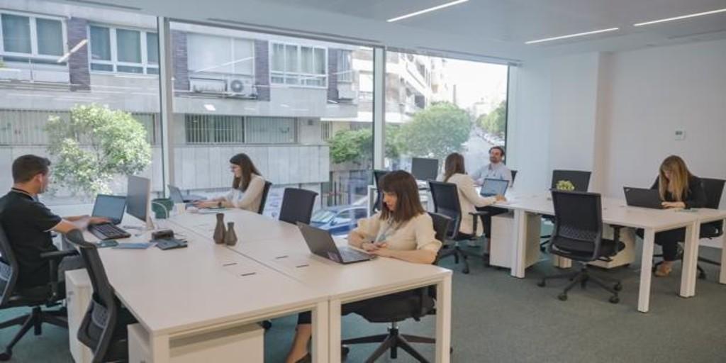 La nueva normalidad derriba los límites del coworking