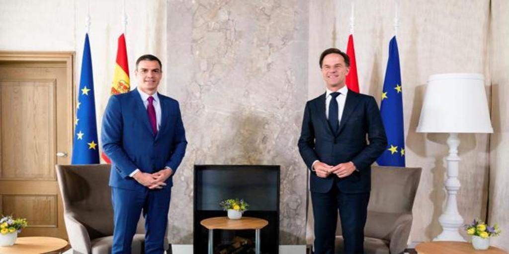 Varapalo de Holanda a Sánchez: «Encuentre una solución en España»