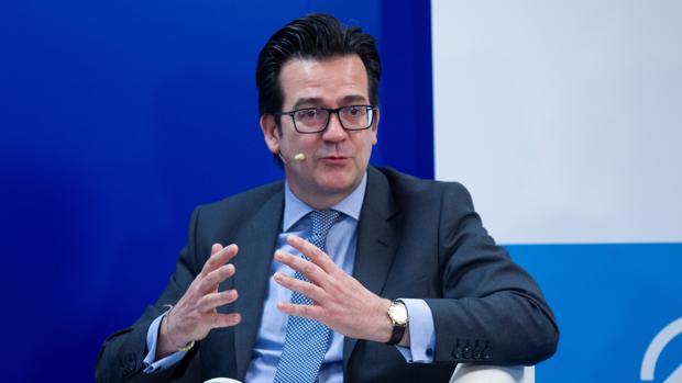 Ignacio García Magarzo, director de la patronal de supermercados (Asedas)