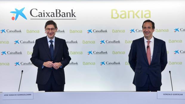 Los cinco grandes bancos superarán el 70% de cuota de mercado en España