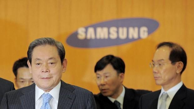 Muere el presidente de Samsung y hombre más rico de Corea del Sur, Lee Kun-hee