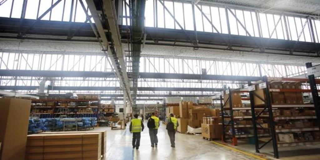 El sector industrial español vuelve a caer en noviembre por la segunda ola de la pandemia