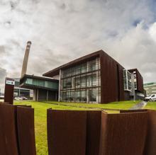 Instituto Tecnológico del Acero, del parque de Avilés