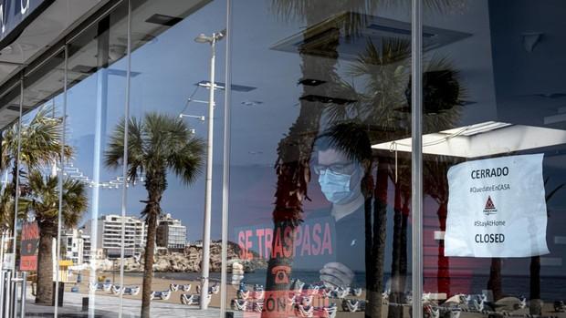 El año de la pandemia se esfumaron 109.400 negocios en España