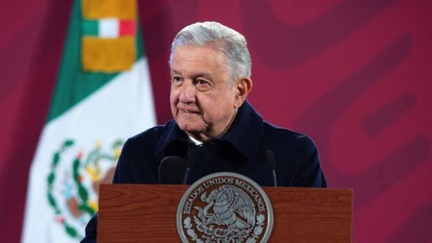 El presidente de Mexico, Andrés Manuel López Obrador