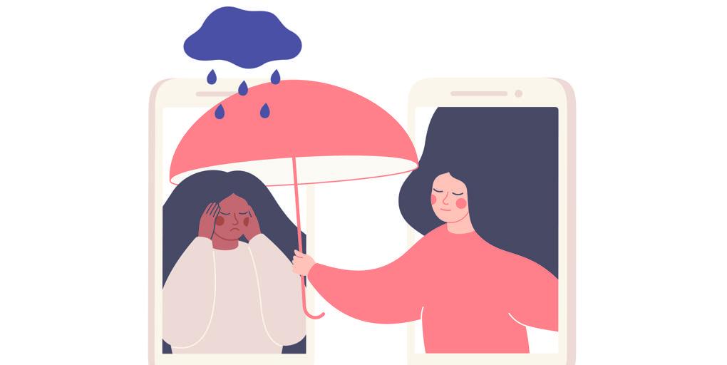 La salud mental halla en pleno Covid un aliado en la tecnología